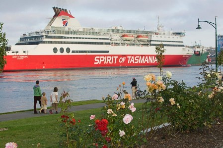 Spirit of Tasmania